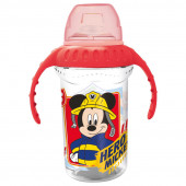 Copo de entretenimento 330ml do Mickey Hero