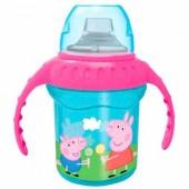 Copo de entretenimento Peppa Pig baby