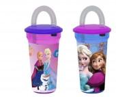 Copo Disney Frozen c/ Palhinha