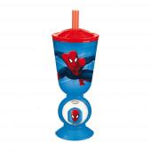 Copo Palhinha Spiderman