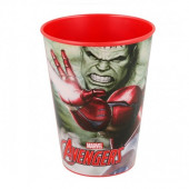 Copo Plástico Avengers 260ml