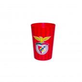 Copo Plástico Benfica 180ml