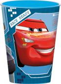 Copo Plástico Cars 260ml