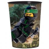 Copo Plástico Lego Ninjago