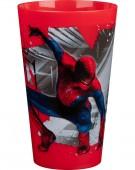 Copo plastico Marvel Ultimate Spiderman
