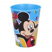 Copo Plástico Mickey Cool 260ml