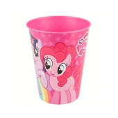 Copo Plástico My Little Pony 260 ml