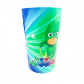 Copo Plástico PJ Masks Hero 260ml