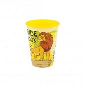 Copo Plástico Rei Leão 260 ml Disney