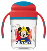 Copo Premium para bebé 260ml Mickey -To The Rescue