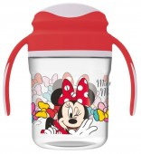 Copo Premium para bebé 260ml Minnie - Color Bows