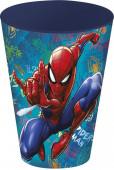 Copo Spiderman Graffiti 430ml