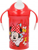 Copo Toddler Brilha no Escuro Minnie