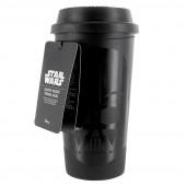 Copo Viagem Star Wars Darth Vader