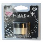 Corante Alimentar em Pó com Brilho Twinkle Dust Snow White RD