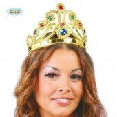 Coroa Dourada para Rainha