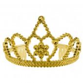 Coroa Infantil Dourada