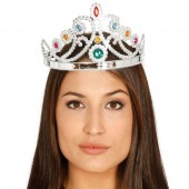 Coroa Prateada para Rainha