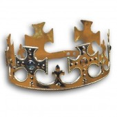 Coroa Rei infantil