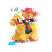 Cowboy Divertido Sons e Movimentos Happy Kid 12+