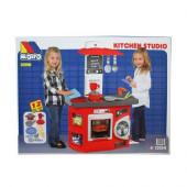 Cozinha Infantil Molto Vermelha