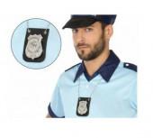 Crachá Distintivo Polícia