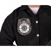 Crachá Policia