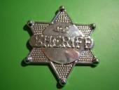 Crachá Xerife