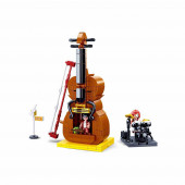 Creator A Loja do Violoncelo 308 peças Sluban
