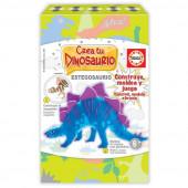 Cria e Molda o Teu dinossauro Estegossauro