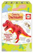 Cria e Molda o Teu dinossauro T-Rex