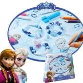 Cria joias Frozen