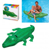 Crocodilo Insuflável Intex