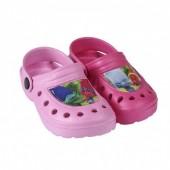 Crocs para praia/piscina Trolls Poppy