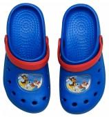 Crocs Patrulha Pata  - Azuis
