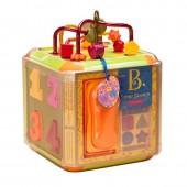 Cubo Multiatividades Luz e Sons Battat-B