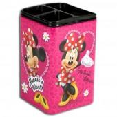 Cubo porta lápis metálico de Minnie Mouse