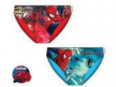 Cueca banho Marvel Spiderman