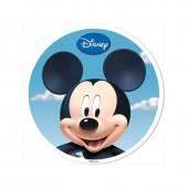 Decoração Bolo Mickey Mouse 20cm