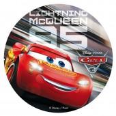 Decoração de bolo de Aniversário Disney Cars 95