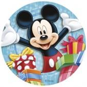 Decoração de bolo de Aniversário Mickey Mouse
