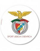 Decoração de bolo obreia de Aniversario Benfica