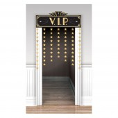 Decoração de Porta VIP - Hollywood