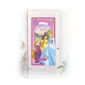 Decoração Porta Princesas Disney I m a Princess
