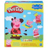 Desenha e Cria Porquinha Peppa Play Doh