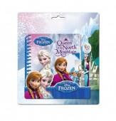 Diario c/ caneta Disney Frozen Queen