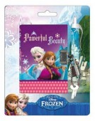 Diario c/ caneta Frozen Beauty