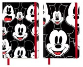 Diario Mickey Mouse  Visages sortido
