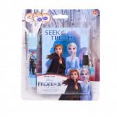 Diário Secreto com Luz UV Frozen 2