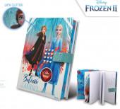 Diário Secreto com Som Frozen 2